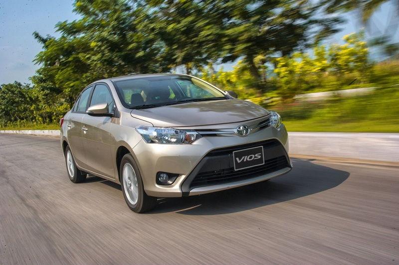Toyota Vios 2016 Cần Thơ
