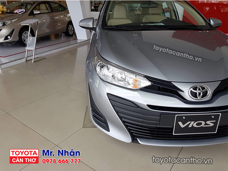 Toyota Vios 2019 Can Tho